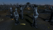 Graveyard of Shadows entrance