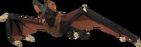 Bat (Swept Away) detail