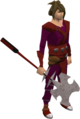 Anger battleaxe equipped.png