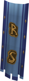 Brocade banner