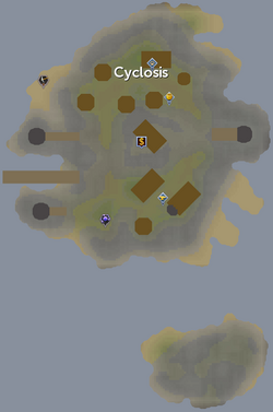 Cyclosis map