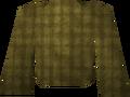 Old robe detail
