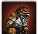 Werewolf outfit