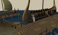 Rellekka docks old