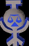 Law talisman detail