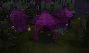 Deathcon II Tents