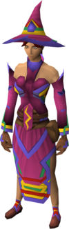 Infinity robes equipped (female)
