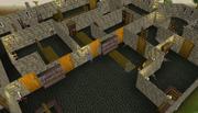 Melzar's Maze first floor