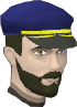 Captain Tobias chathead (ill)