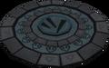 Frozen symbol