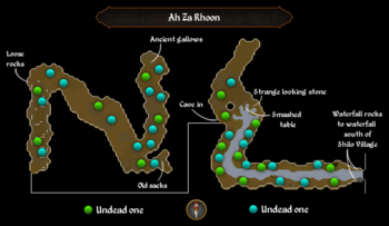 Ah Za Rhoon map