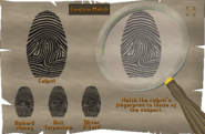 Rick Turpentine fingerprint