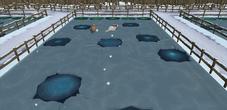 Seal sliding