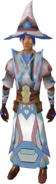 Infinity robes (Air) equipped