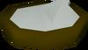 Pot of cream detail