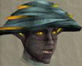 Ganodermic visor chathead