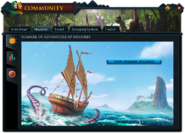 Community (Hiscores) interface