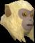 Monkey (beige) chathead