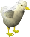 Guthix chick pet