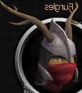 Vanguard helm chathead