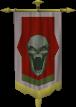 Aberrant spectre banner detail