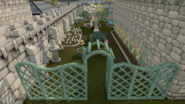 Varrock Palace Garden finished