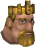 King Veldaban chathead