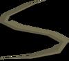 Custom bowstring detail