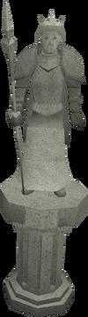 Statue (Misthalinian King)