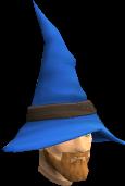 Wizard hat chathead