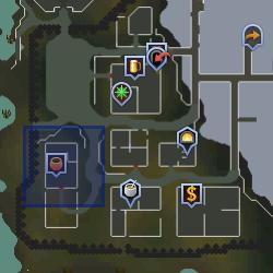 Droalak location