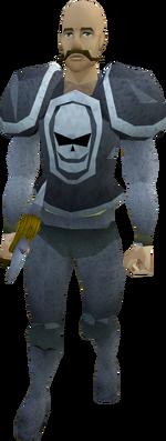 Elite khazard guard