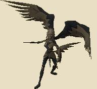 Fine Saradomin statue