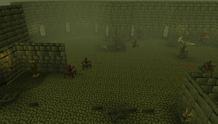 Abyssal demons old