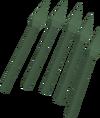 Adamant bolts (unf) detail