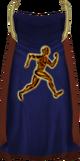 Agility cape (t) detail