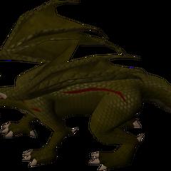 <i>A dragoa elvarg</i>