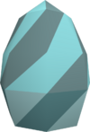Saratrice egg detail