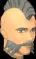 Mohawk shaved