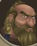 Dwarven Ferryman (west) chathead