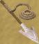 Giant harpoon detail