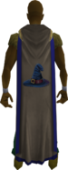 Magic cape (t) equipped