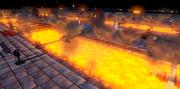 Chaos dwarf lava flow mine