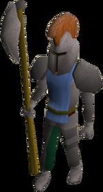 Tyras guard