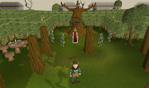 Village tree old