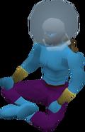 Diving Genie