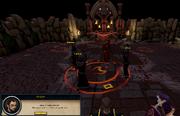 Demon Slayer Confronting Denath