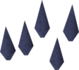 Mithril arrowheads detail