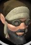 Captain Bleemadge chathead