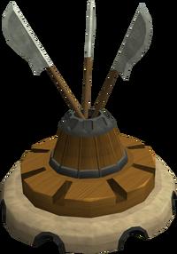 Quartermaster's arsenal